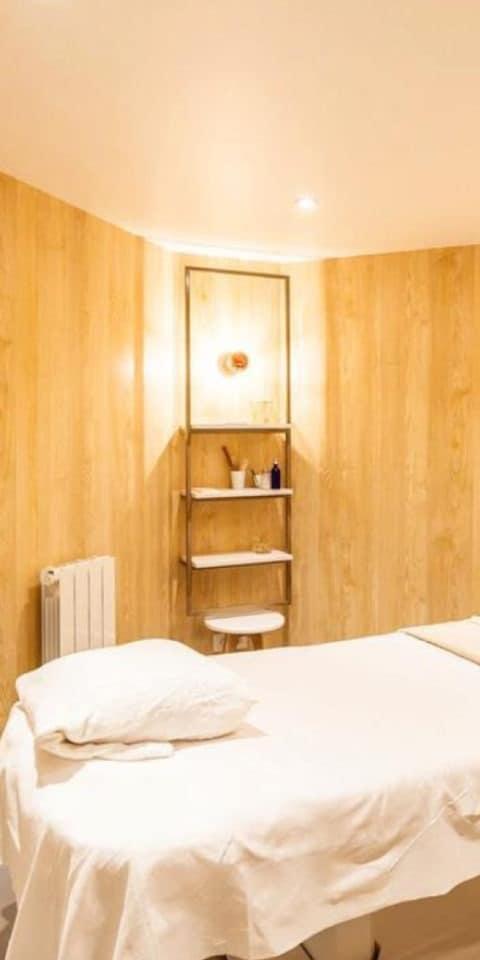 cabine de massages