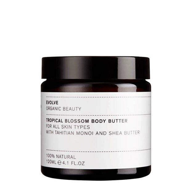 produit evolve beauty tropical blossom body butter